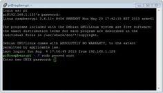 Control total sobre la Raspberry Pi - Raspberry Pi