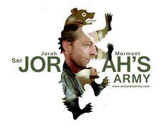 Ser Jorah's Army logo. http://www.redbubble.com/people/heartandsoulart
