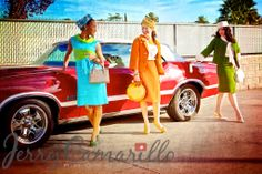 Vintage clothes and fashion Pasadena/Jerry Camarillo Photography
