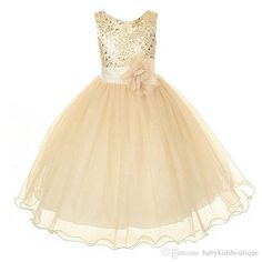 Looking for the perfect Kids Dream Special Occasion Girls 8 Gold Sequin Double Mesh Flower Girl Dress? Please click and view this most popular Kids Dream Special Occasion Girls 8 Gold Sequin Double Mesh Flower Girl Dress. Gold Flower Girl Dresses, Tulle Flower Girl, Baby Girl Party Dresses, Baby Dress, Girls Dresses, Flower Girls, Girls Gold Dress, Bridesmaid Dresses, Wedding Dresses