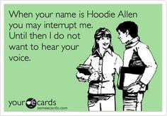 <3 Hoodie Allen - No Interruption