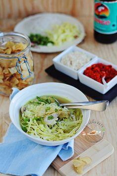 Soto Ayam Lamongan (Chicken Vermicelli Soup)