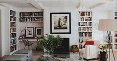 i want a fireplace.