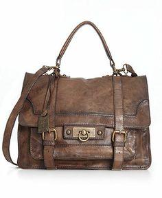 Frye Handbag, Cameron Satchel  macys.com $448