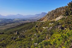Sir Lowry's Pass #travel #drive #lovecapetown #mountains Mountain S, Cape Town, South Africa, February, City, Travel, Viajes, Cities, Destinations