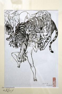 http://lesinstantanesdekloe.fr/expo-kim-jung-gi-paris-2016/ Expo-Kim-Jung-Gi-23-signé