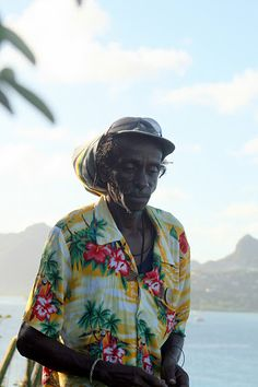 Ping .. the island horticulturist .... he was awesome!!