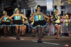 Dance fever, independence Bahamas