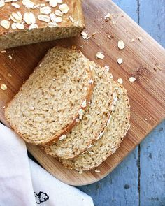 Thick, hearty homemade sandwich bread is hard to come by. I'm talking about rustic, yeasty bread that makes amazing toast, but can also turn into a mean PB&J. The type of bread you have t…