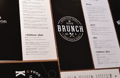 Union Public House on Behance