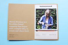 Morris Kitchen Press Kit - Jefferson Cheng — Design & illustration - Editorial / Print / Graphics