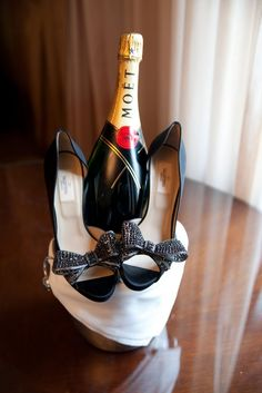 Champagne and Shoes!