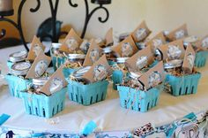 western theme Baby Shower Party Ideas | Photo 6 of 32 | Catch My Party