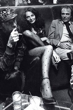 Diane von Furstenberg Through the Years