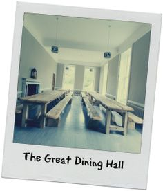 The Great Dining Hall, Stouthall Country Mansion