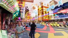 Hyper-Reality, a short film by by Keiichi Matsuda, presents a provocative and kaleidoscopic new vision of the future, where physical and virtual realities have merged, and the city is saturated in media. Augmented Reality, Virtual Reality, Science Fiction, Real Life, Fake Life, Near Future, Future Tech, Black Mirror, Videos