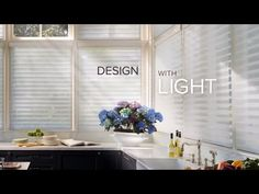 See how Hunter Douglas Silhouette® Window Shadings miraculously control, transform and soften light - perfectly. #WindowTreatments