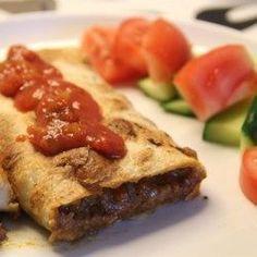 Beef Chimichangas - Allrecipes.com