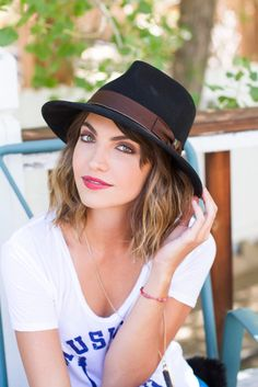 Stylish hats for fall http://www.swell.com/Womens-Hats @SWELL