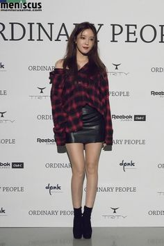 The Ordinary People #Spring2017 (오디너리 피플) runway show at Seoul Fashion Week attracted a number of K-pop stars and rappers, including #Hyomin. (Photo by Yuan-Kwan Chan / Meniscus Magazine). Source: Meniscus Magazine http://www.meniscuszine.com/articles/2016102540899/red-carpet-ordinary-people-%EC%98%A4%EB%94%94%EB%84%88%EB%A6%AC-%ED%94%BC%ED%94%8C-ss-2017-seoul-fashion-week/