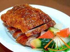 Vietnamese Roasted Duck Recipe www.vietnamesefood.com.vn/vietnamese-roasted-duck-recipe