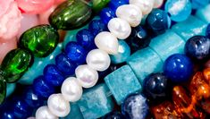 Stones, Women's Fashion, Pearls, Crafts, Diy, Home, Do It Yourself, Rocks, Fashion Women