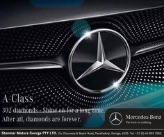 Make an impact like never before with a brand new style statement - the A - Class. Nothing can prepare you for the effect the A-Class has on your eyes, your heart and your expectations. To book a test drive, contact on 044 802 Daimler Ag, Mercedes Benz Logo, Team S, Driving Test, Luxury Cars, Eyes, Heart, Book, Style