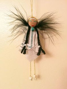 The Metis Mamma's Up Cycled Protection Angels