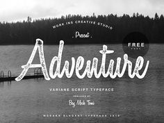 Free fonts that are high quality are hard to find. But every so often you come across great free font downloads. We decided to put in the work and create an epi