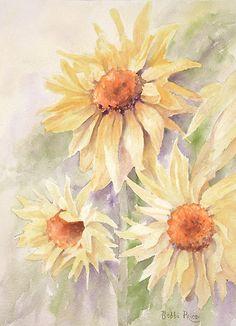 Sunflower Dreams by Bobbi Price