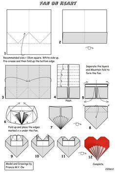28b69378d0c8108d32f155cbf2d93e6a--heart-origami-origami-hearts.jpg (650×975)
