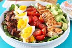 Cobb+Salad+Recipe