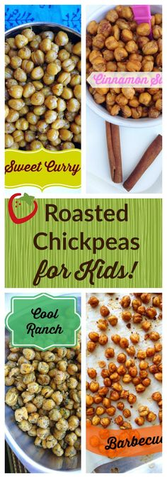 Got kids who love crunchy snacks? Try this easy snack that's full of fiber and vitamins.