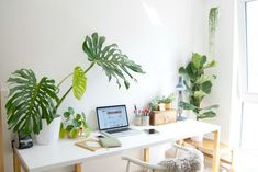 Claves para crear un buen espacio de trabajo | La Bici Azul: Blog de decoración, tendencias, DIY, recetas y arte