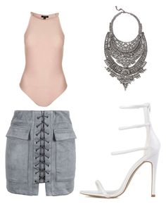 Untitled #2 by alyceeinwonderland on Polyvore featuring polyvore, fashion, style, WithChic, Topshop, DYLANLEX and clothing