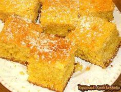 Romanian Desserts, Romanian Food, Easy Sweets, Good Food, Yummy Food, Cornbread, Biscuits, Sweet Treats, Brunch