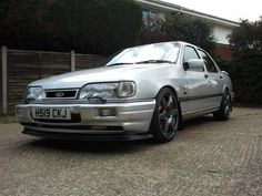 Show me Ford Sierras! Ford Rs, Ford Sierra, Ford Capri, Ford Classic Cars, Old Fords, Ford Escort, Retro Cars, Ford Focus, Sport Cars