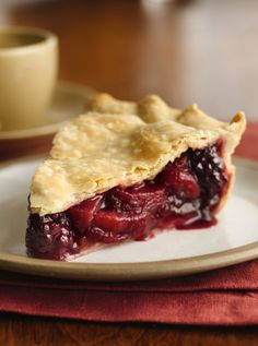 Fresh blackberries and apples are spiced with cinnamon and nutmeg in this winning pie recipe from the Indiana State Fair Pie Contest in 2010! Tart cooking apples such as Granny Smith, Greening and Haralson are all good choices in this recipe.