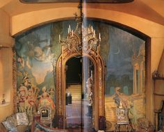 Colleen Moore's Fairy Castle - Drawing Room - Museum of Science and Industry - Chicago, IL