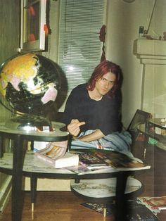 Kurt♥ - kurt-cobain Photo my dad kurt cobain ,daughters frances and jonnie