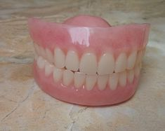 Dentures by Gregdents on Etsy Perfect Teeth, Perfect Smile, Affordable Dentures, Full Set Acrylic, Tooth Replacement, Loose Tooth, Missing Teeth, Dental Veneers, Front Teeth