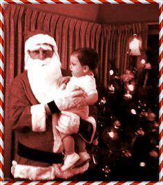 #santa #Christmas #holiday #Christmastree
