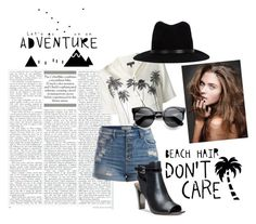 Untitled #514 by rebike48 on Polyvore featuring rag & bone, Pieces and Donald J Pliner