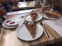 Apple pie in Paris