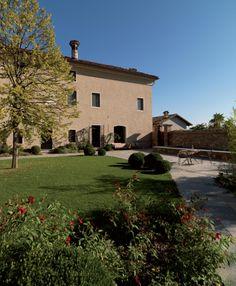 Ala del monastero di San Martino restaurata con grande attenzione alla sostenibilità.