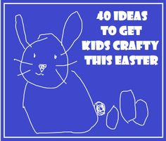 In case you haven't seen it yet - don't miss out on this summary of fab Easter crafts. Your one stop shop this Easter for all things crafty and chocolatey and decoratively! via Red Ted Art Spring Crafts, Holiday Crafts, Holiday Fun, Easter Activities, Activities For Kids, Crafts For Kids, Hoppy Easter, Easter Bunny, Easter Crafts