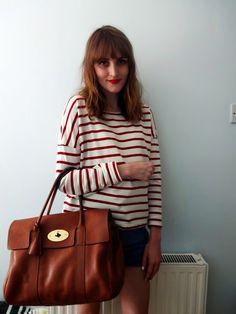 red breton, mulberry bag