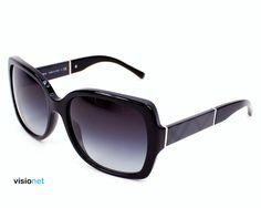 7175836ff43 Lunettes de soleil Burberry BE 4160 Acétate Noir - 138 EUR