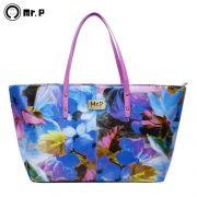 000 368  性別:女性 スタイルMr.P 2013春新ハンドバッグショルダーバッグハンドバッグ、ヨーロッパやアメリカのレトロなファッションレジャー野生の花が