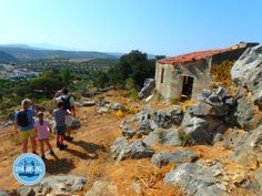 Hiking around village and gorges in Crete: Roundtrip Anopoli gorge. A hike including a visit to the village and the monastery of Anopoli. Village Festival, Heraklion, Crete Greece, Olympus Digital Camera, Apartments, Fields, Greek, Hiking, Hani